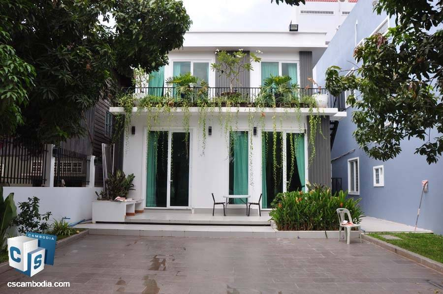 Apartment Building For Rent In Sala Kamreuk-Siem Reap