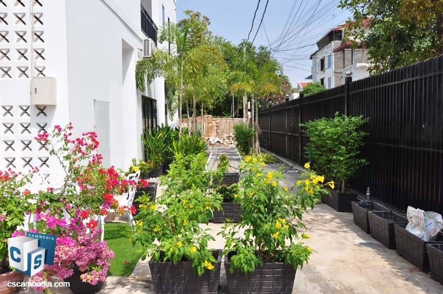 Apartment Building For Rent In Sala Kamreuk-Siem Reap