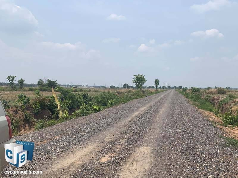 Land For Sale In Poi Pet-Banteay Meanchey