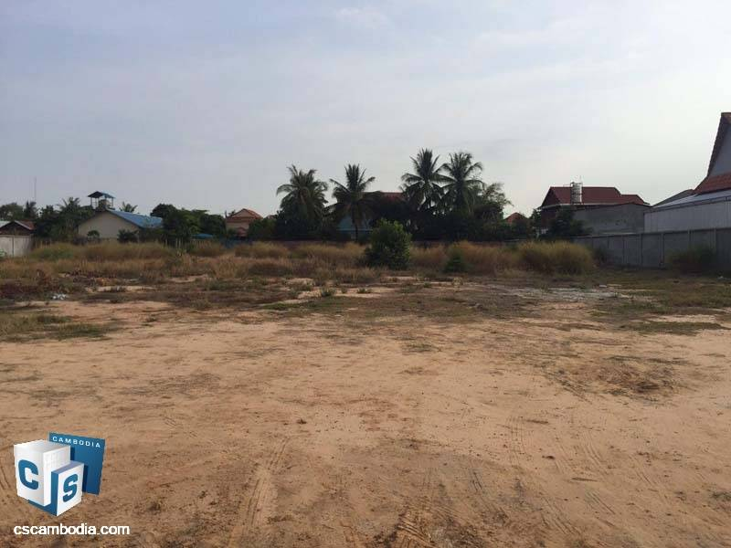 Land For Sale In Svay Dangkum-Siem Reap