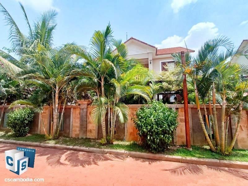 Villa For sale In Svay Sangkum-Siem Reap