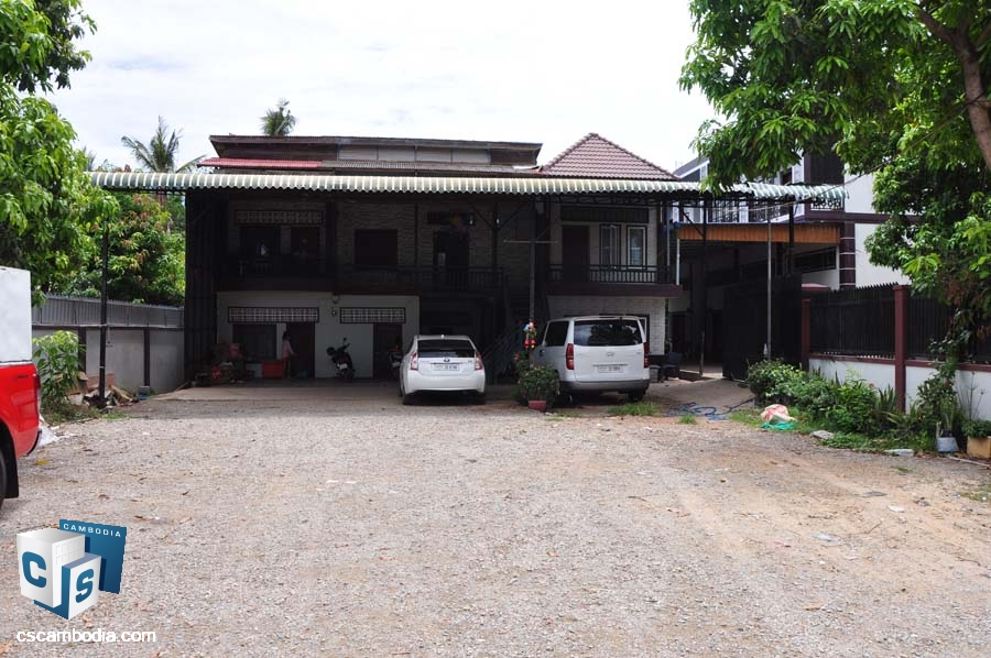 House For Sale In Savy Dangkum-Siem Reap