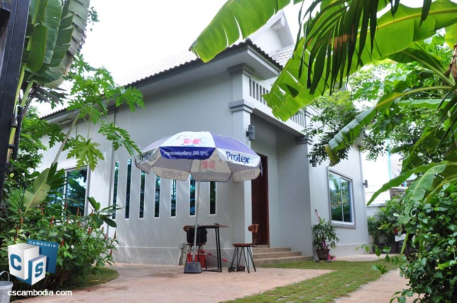 House Form Rent In Sala Kamreuk-Siem Reap