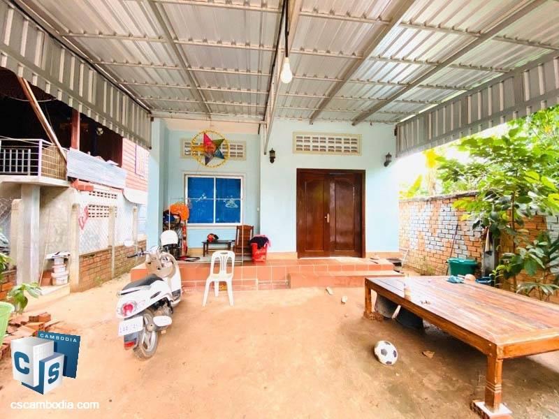 House For Sale In Sla Kram-Siem Reap
