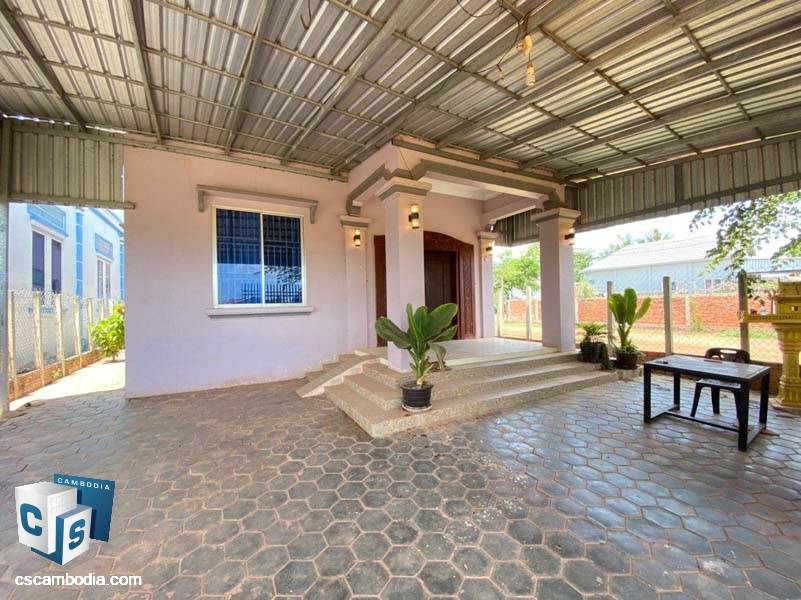 House For Sale In Chreav-Siem Reap