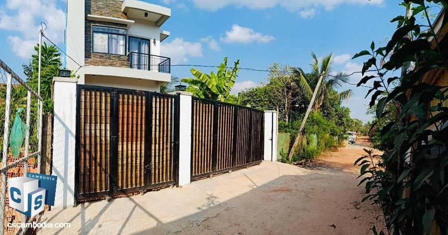 Apartment For Sale In Sla Kram-Siem Reap