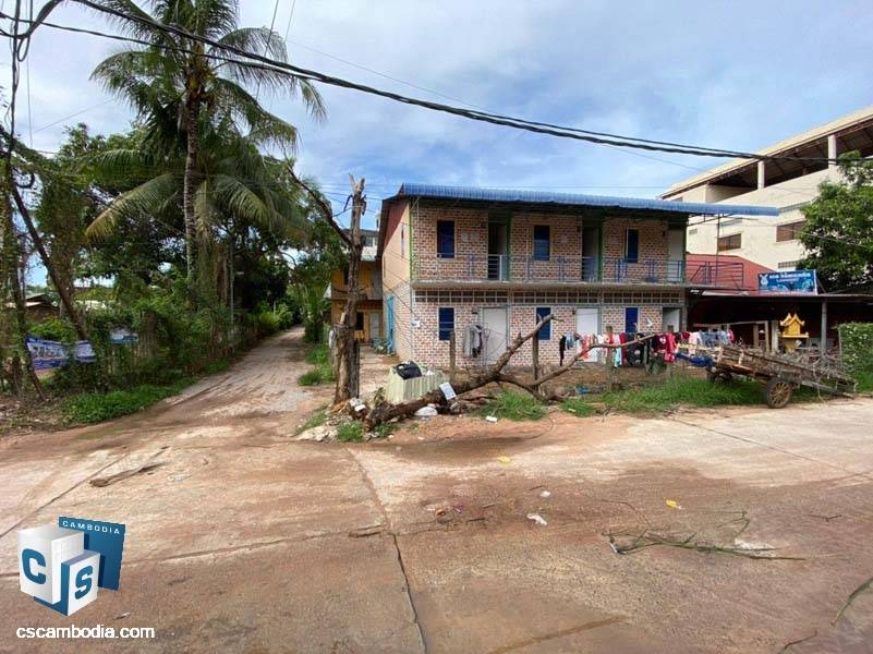 Land For Sale In Sla Kram-Siem Reap