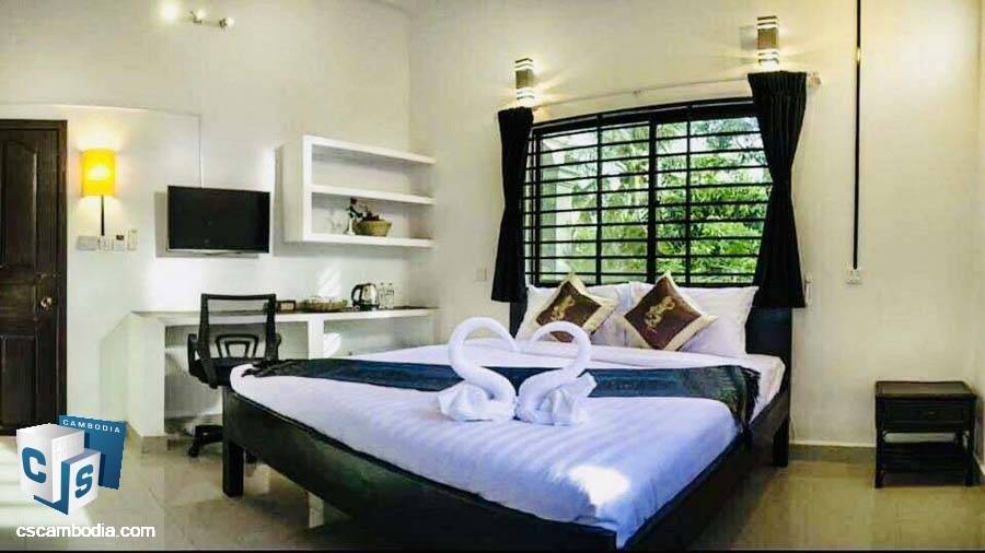 Hotel and Club For Sale In Sala Kamreuk-Siem Reap