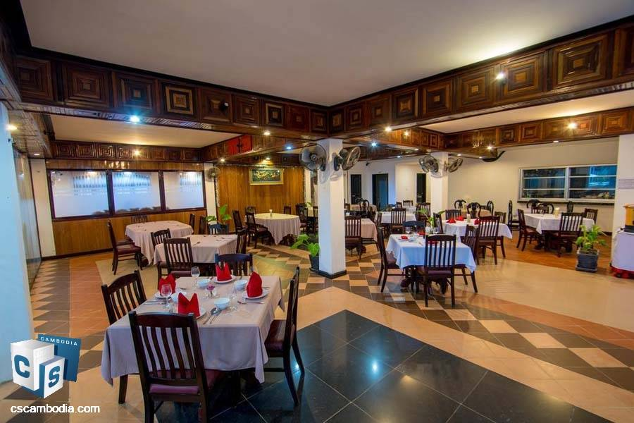 Hotel For Sale In Svay Dangkom-Siem Reap