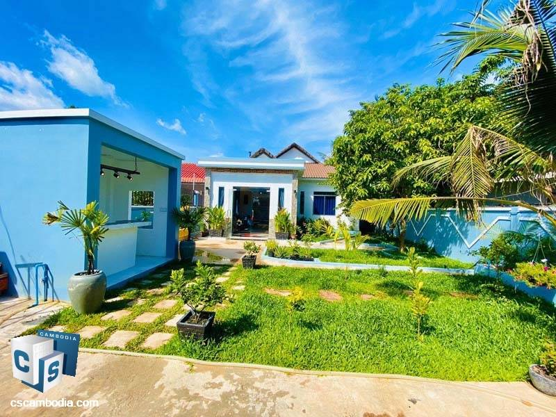House For Rent in Svay Dang Kum In Siem Reap