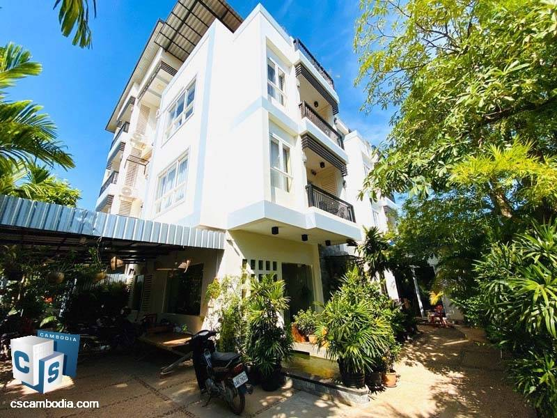 Apartment For Rent In – Siem Reap
