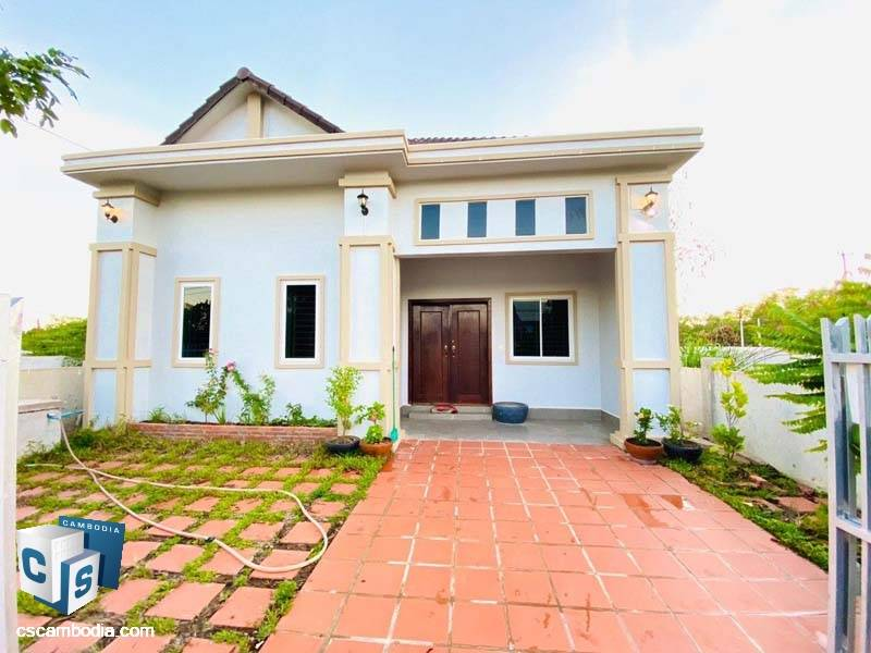House For Rent In Svay dangkum – Siem Reap