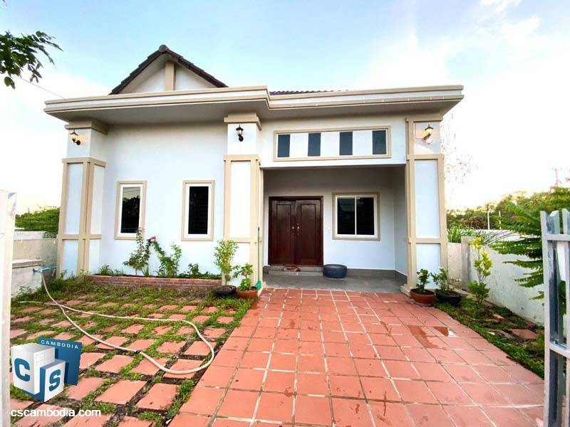 House For Sale In Svay Dangkum – Siem Reap
