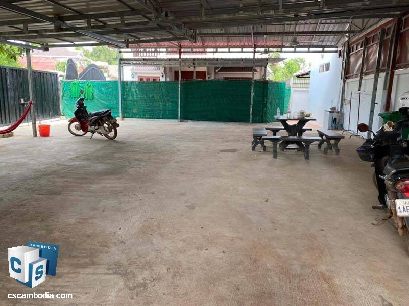 Land For Sale In Svay Dangkum – Siem Reap