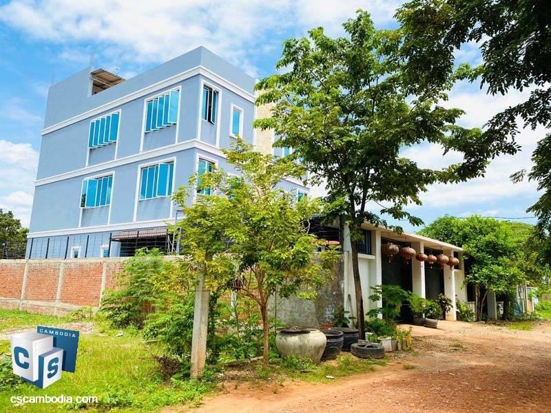 Villa For Sale In Svay Dangkum – Siem Reap