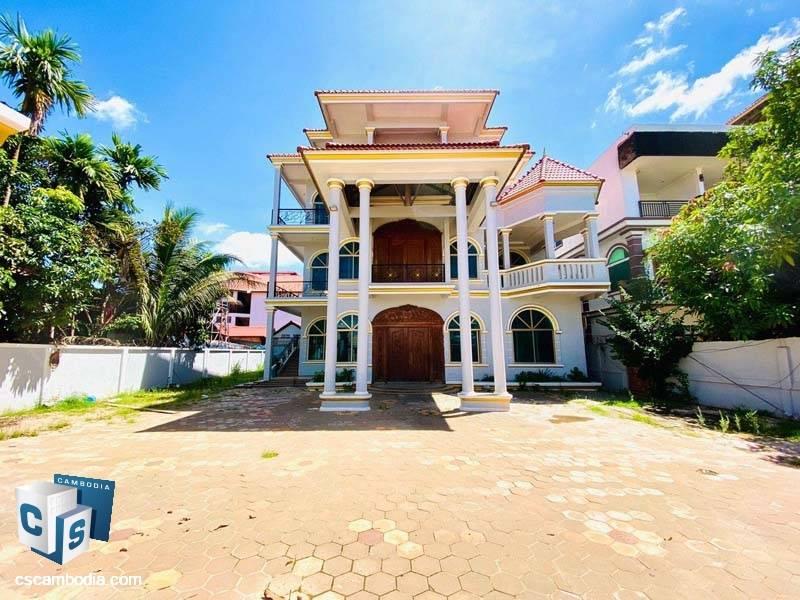 House For Rent In Savy Dangkum – Siem Reap