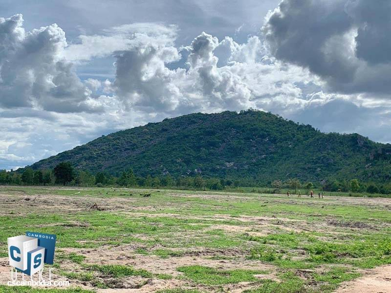 Land For Sale In kampoung speu