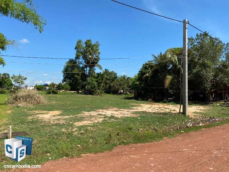 Land For Sale brasaeat bakong – Siem Reap