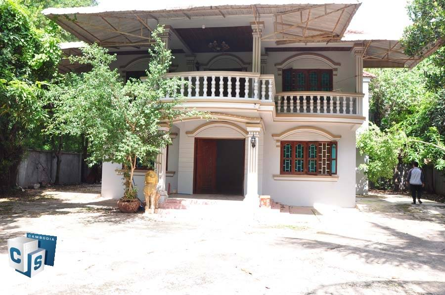House For Rent In Svau Dangkum – Siem Reap