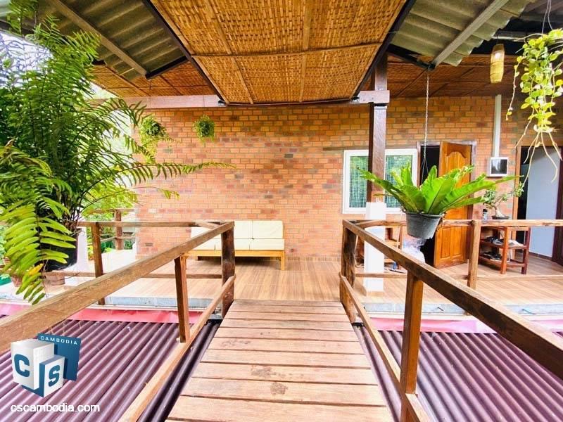 Apartment For Rent In Kok Chork – Siem Reap