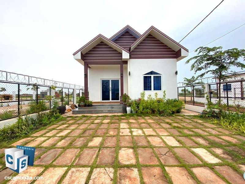 House For Sale In Sra Ngae – Siem Reap