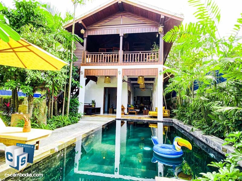 Wooden House For Rent