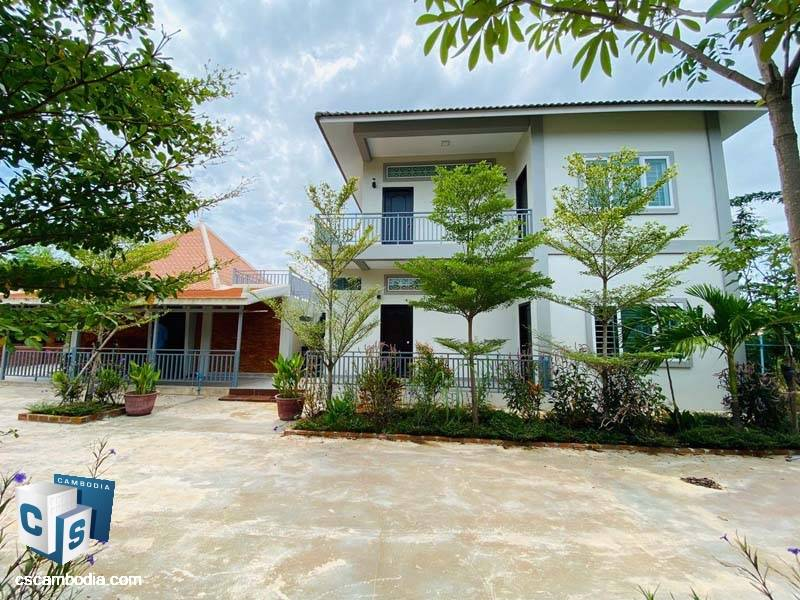 Apartment Building For Rent In Svay Dangkom-Siem Reap