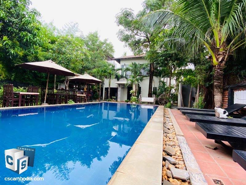 7 Bedrooms Boutique For Rent In Svay Dangkum