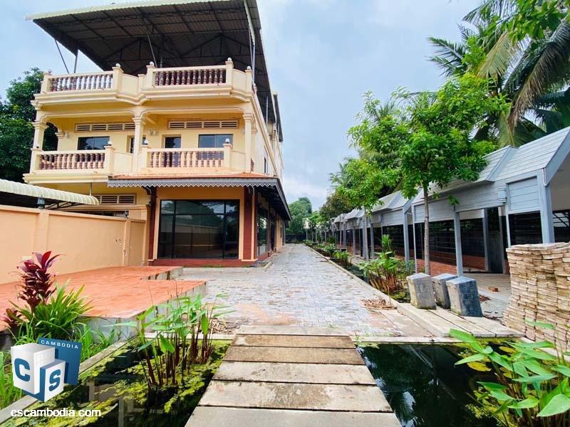 House For Sale In Sala Kamreuk-Siem Reap