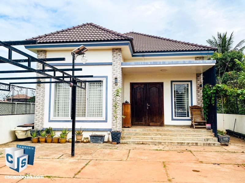 House For Sale In Sala Kamreuk-Siem Reap