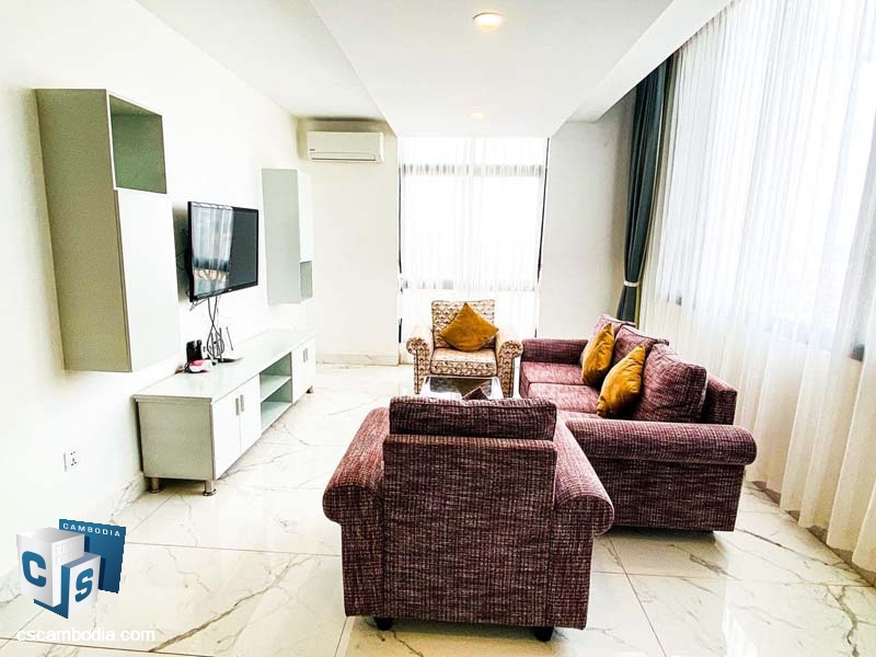 Apartment For Rent In Svay Dangkom-Siem Reap