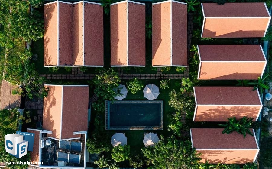 Boutique Hotel For Sale In Sime Reap