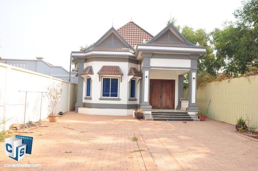 House House For Sale In Chreav-Siem Reap