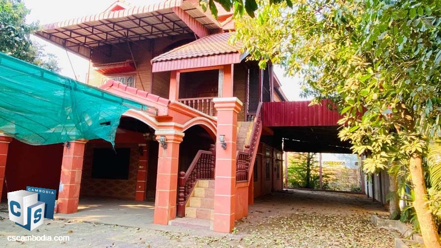 House For Sale In Kok Chork-Siem Reap