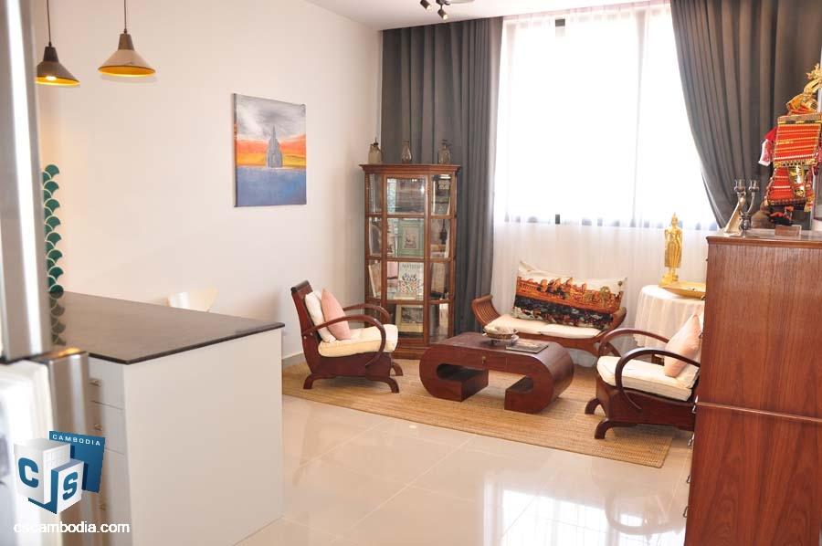 Apartment for Rent in Svay Dangkom-Siem Reap, Cambodia