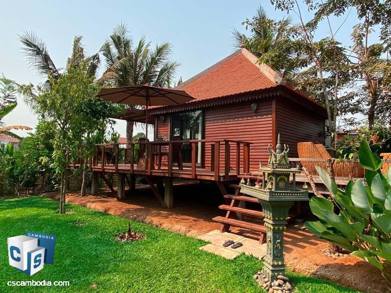 House For Sale In Chreav – Siem Reap