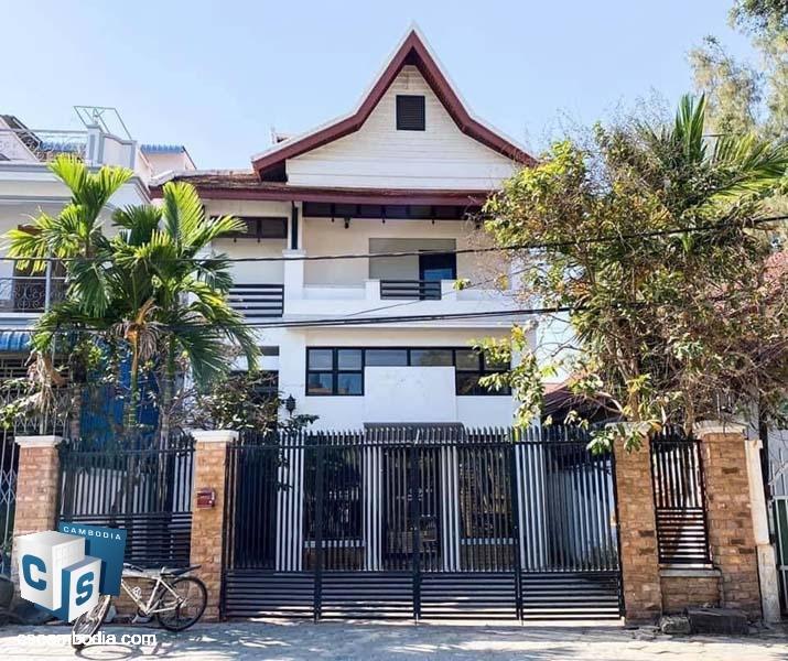 House for Rent in Sala Kamreuk, Siem Reap Cambodia