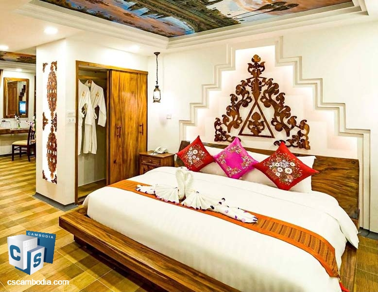 Hotel for Sale in Steung Thmei Siem Reap Cambodia