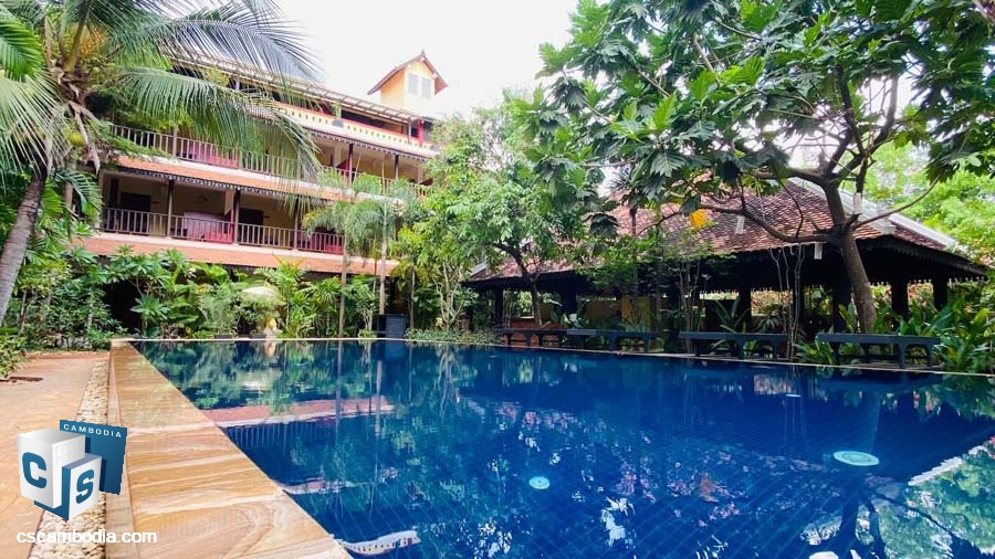 Boutique For Rent In Kok Chork-Siem Reap