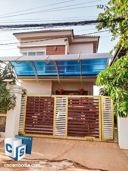 House For Sale In Siem Reap Commune,Cambodia