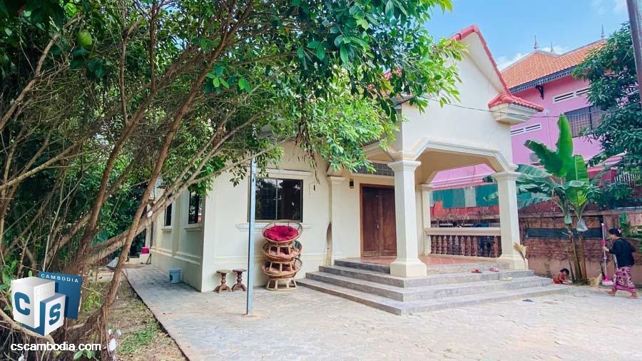House For Rent In Sla Kram-Siem Reap