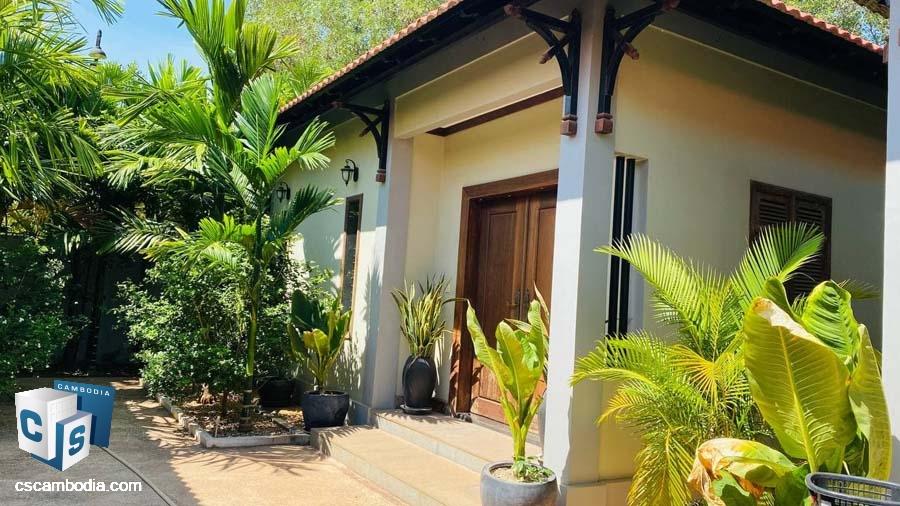 House For Rent In Sla Kram,Siem Reap