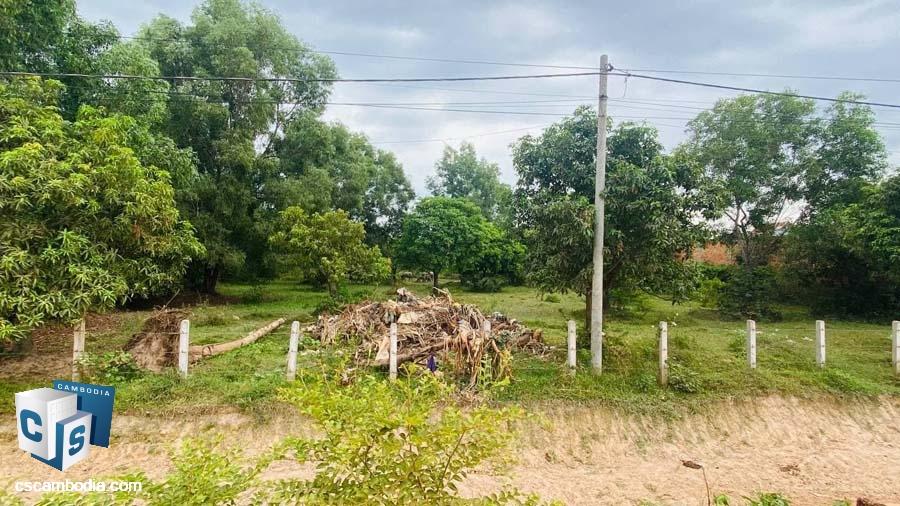 Land For Sale In Sala Kamreuk- Siem Reap