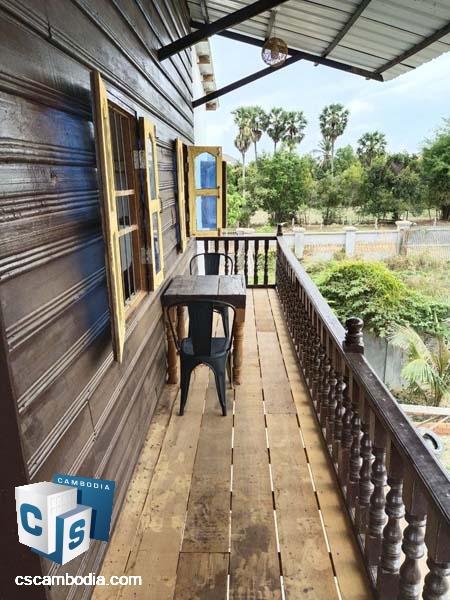 House For Sale In Chreav-Siem Reap Cambodia