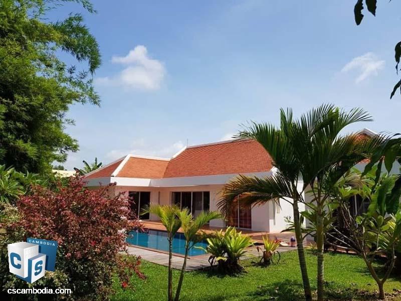 House For Sale In Svay Dangkum,Siem Reap