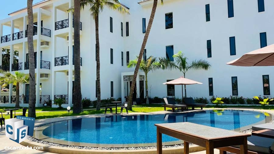 Apartment For Rent In Chrev-Siem Reap