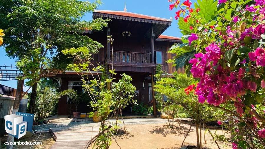 House For Sale In Chrev,Siem Reap