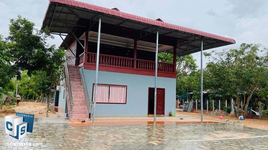 House For Sale In Kokor Thom,Siem Reap