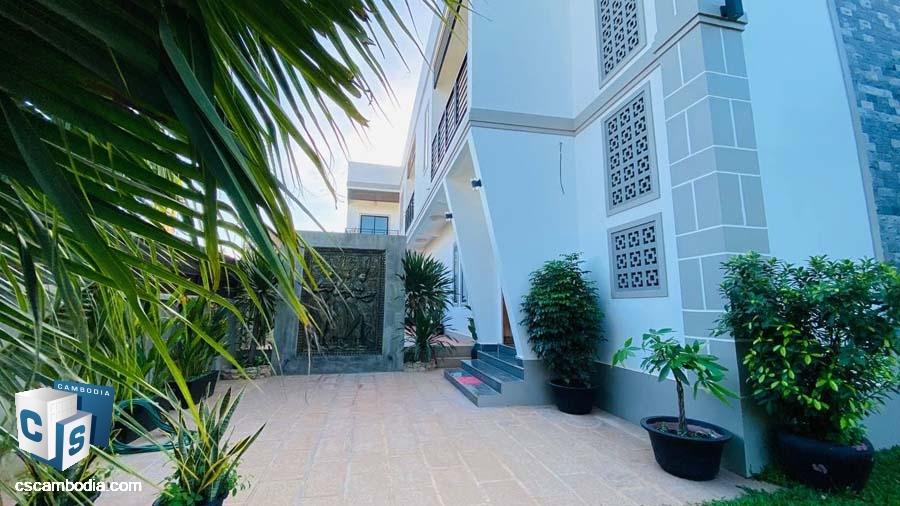 Apartment For Sale In Svay Dangkum-Siem Reap