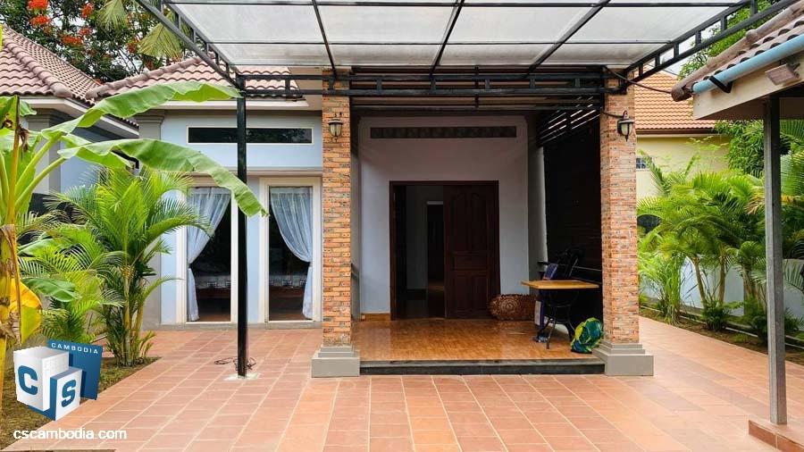 House For Rent In Sala Kamreuk -Siem Reap